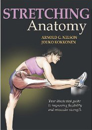 Stretching Anatomy book cover