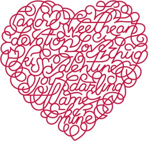 heart-scribble